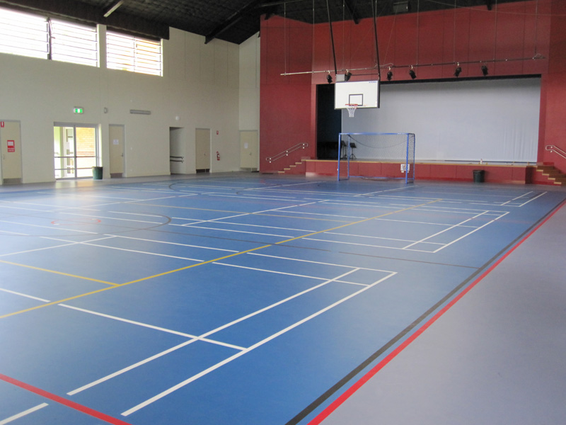 Sports Surfaces Gym Flooring And Other Sport Court Flooring