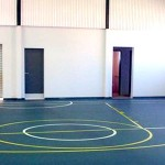Sports flooring Australia for gym flooring, netball court flooring, and more.